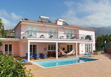 Villa in Săo Martinho, Madeira