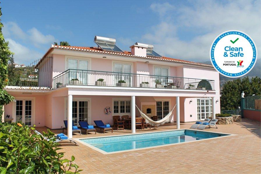 Villa in Portugal, Săo Martinho