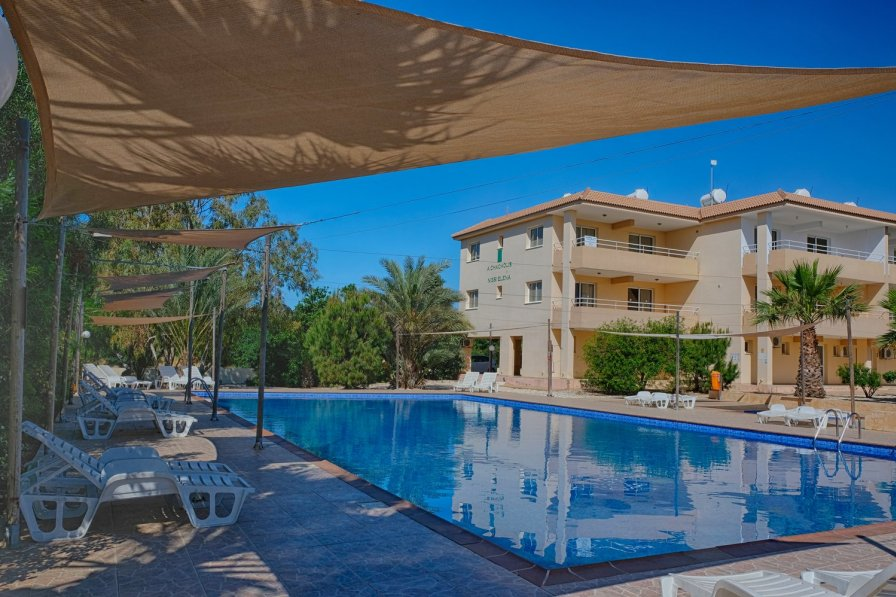 Apartment in Cyprus, Nissi Beach