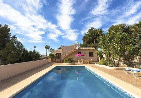 Villa in Cometa, Spain