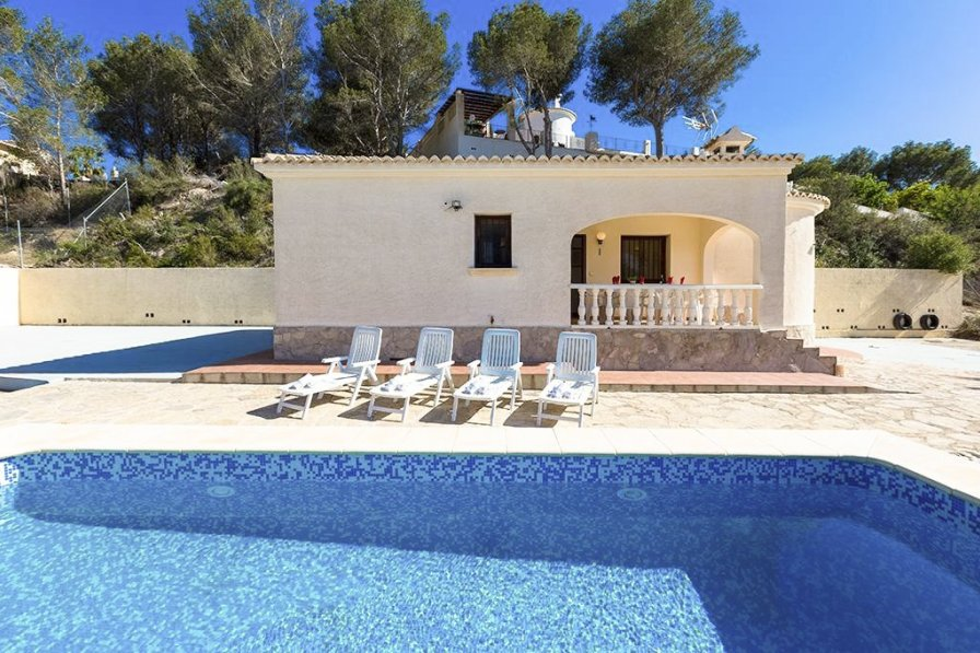 Villa in Spain, San Dionisio