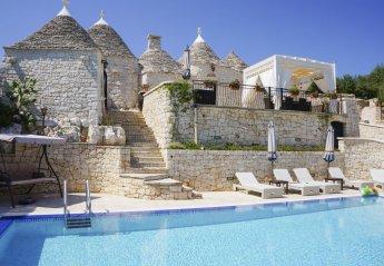 3 bedroom Villa for rent in Alberobello