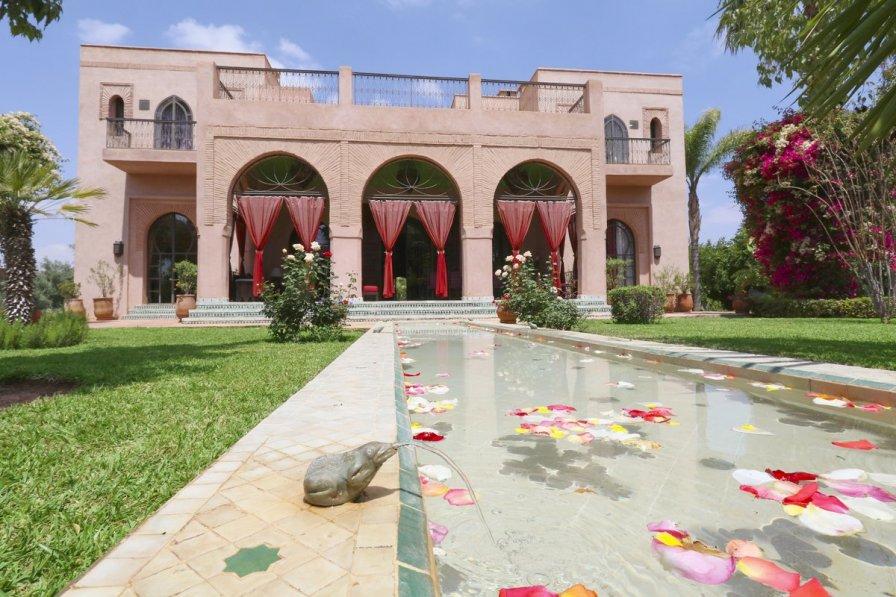 Owners abroad Villa Zaria