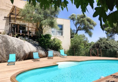 Villa in Calvi, Corsica