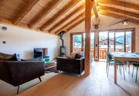 Apartment in Montriond, France