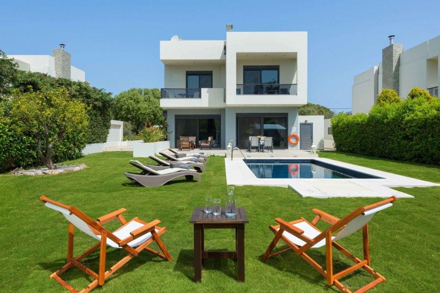 Villa Elena Ialyssos