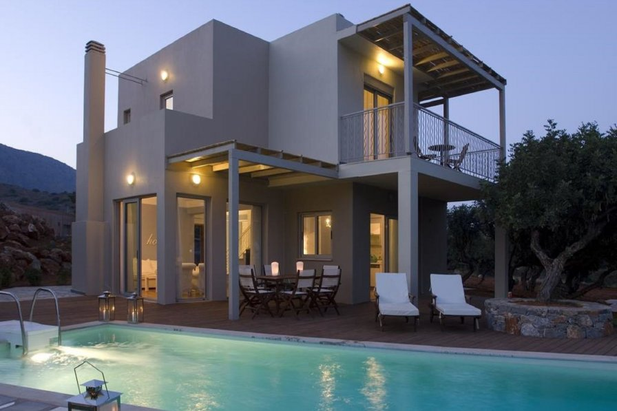 Domes Of Elounda Luxury Villa Pr. Pool Elounda