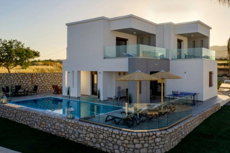 Lachania Luxury Villa with Private Pool Lachania