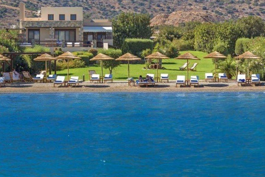 Elounda Gulf Villa Aegean Private Pool Elounda