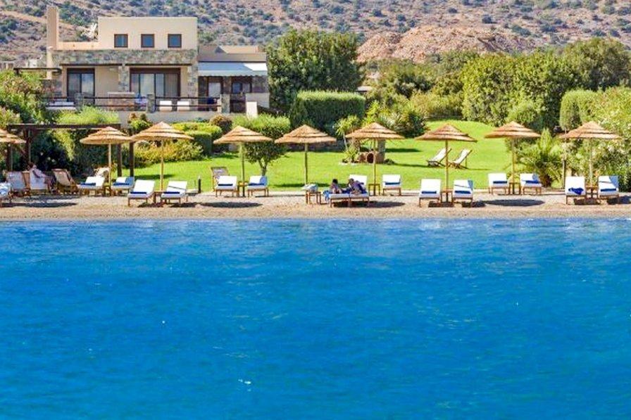 Elounda Gulf Presidential Spa Pool Villa Elounda