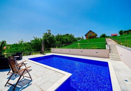 Villa in Stančić, Croatia