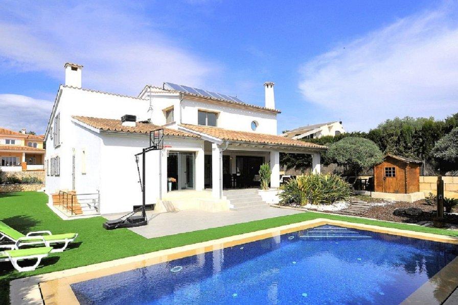 Villa in Spain, Es Caulls