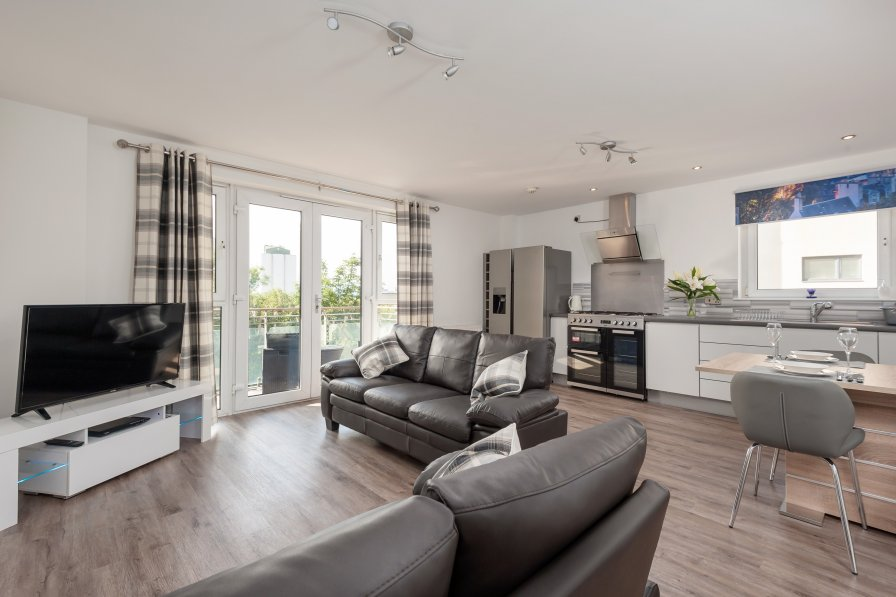 Apartment in United Kingdom, Newhaven