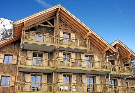 Apartment in Albiez-Montrond, France