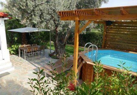 Villa in Marathon, Greece
