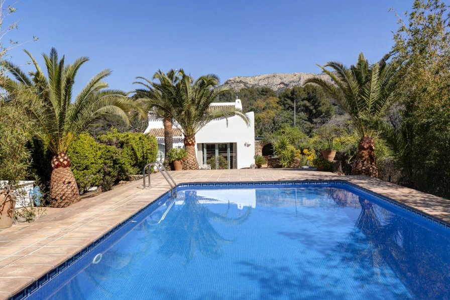 Villa in Spain, Dénia