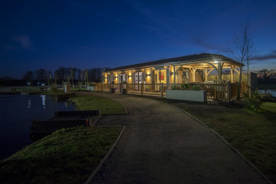 Teal Lodge