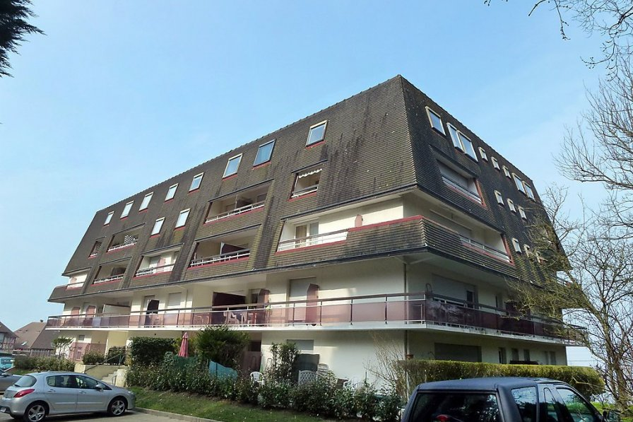 Apartment in France, Hennequeville-Zone Callenville