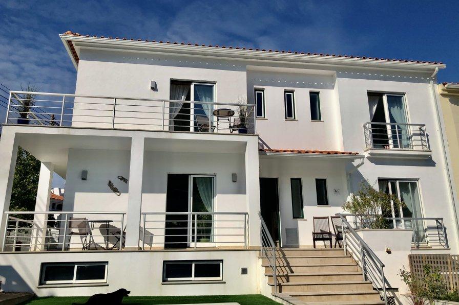 House in Portugal, Foz do Arelho