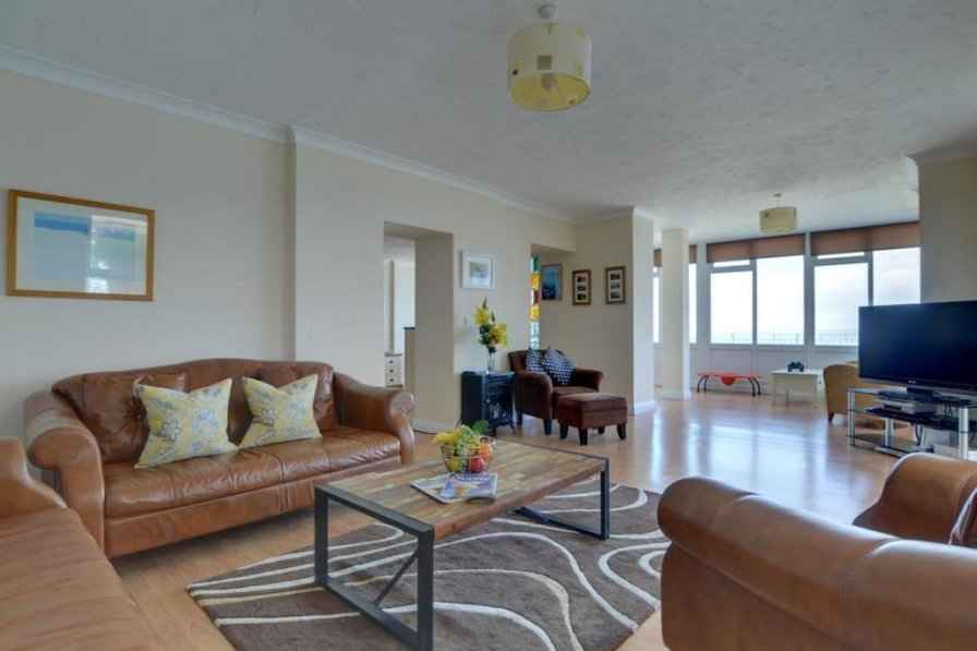 Mortehoe holiday apartment rental