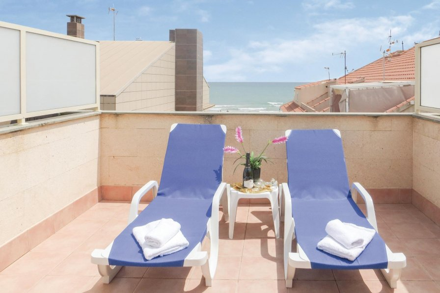Holiday villa in La Mata