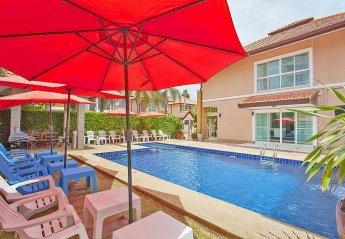 4 bedroom Villa for rent in Pattaya