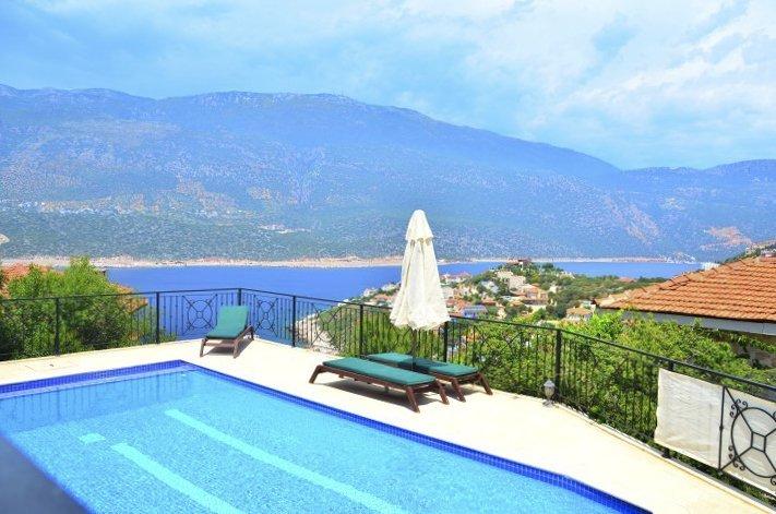 Villa in Turkey, Kaş