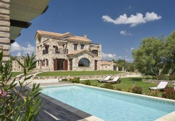 5 bedroom Villa for rent in Zakynthos