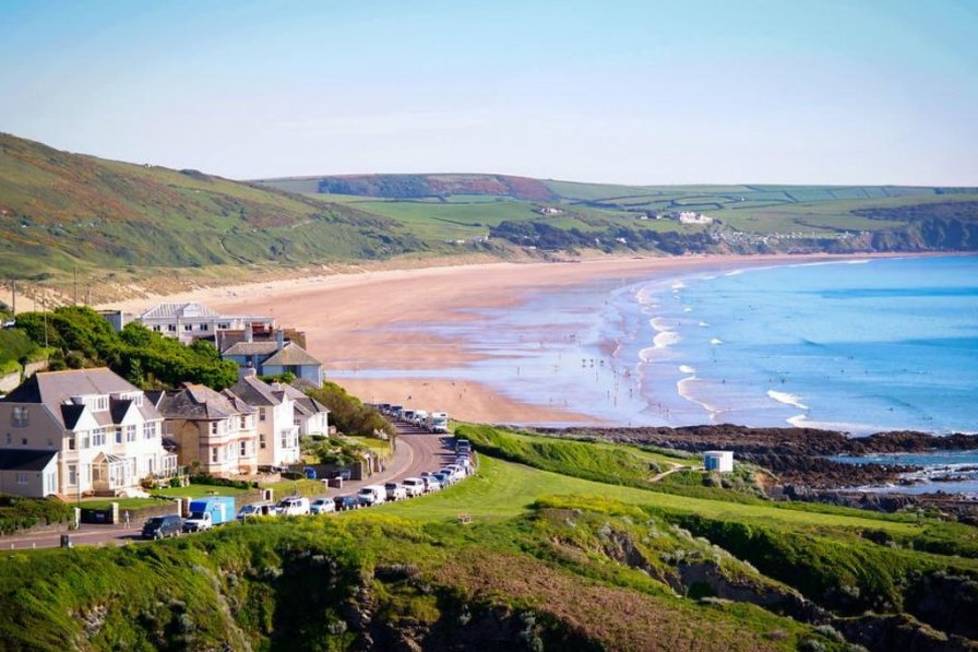 Apartment to rent in Mortehoe