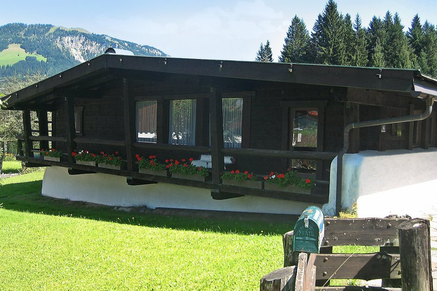 Larchenbichl Sankt Johann in Tirol