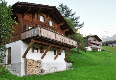 Villa in Lauterbrunnen, Switzerland