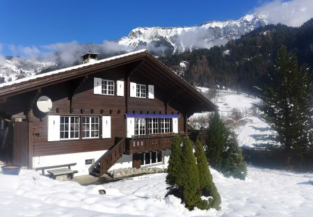 Villa in Lauterbrunnen, Switzerland