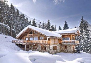 5 bedroom Chalet for rent in Chamonix