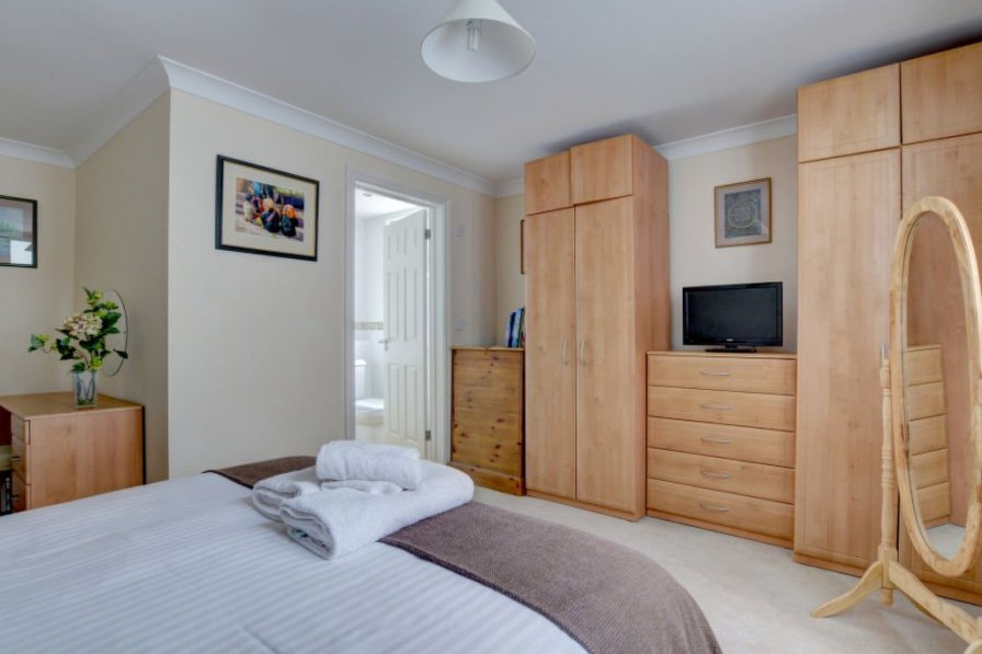 Holiday apartment in Mortehoe