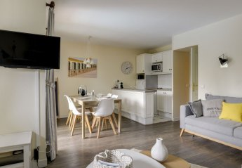 2 bedroom Apartment for rent in Deauville