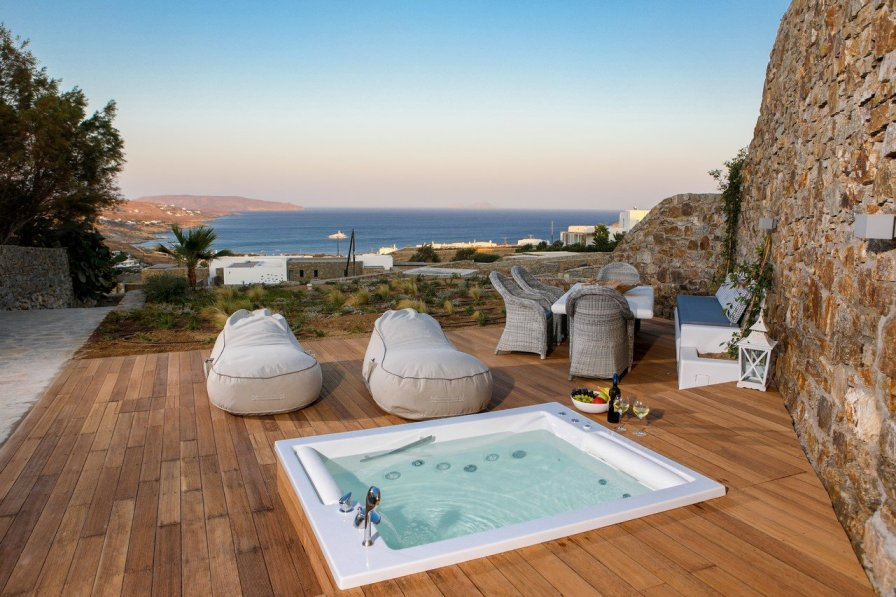 House in Greece, Mykonos