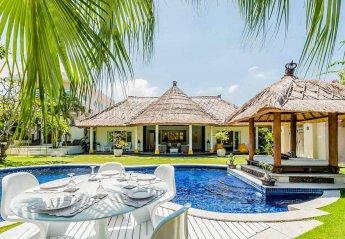 5 bedroom Villa for rent in Seminyak