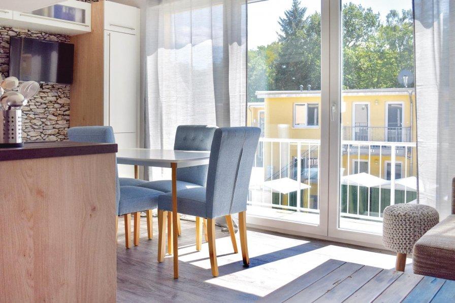 Apartment rental in Gelbensande
