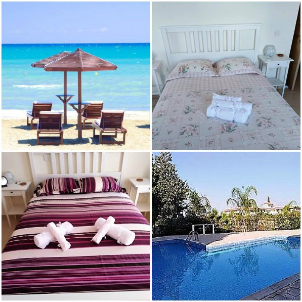 Apartment in Cyprus, Tersefanou