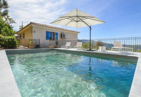Villa in Nessa, Corsica