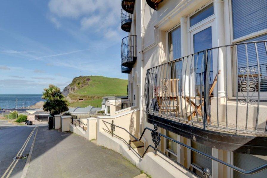 Ilfracombe holiday apartment rental