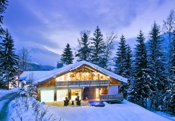 5 bedroom Chalet for rent in Chamonix
