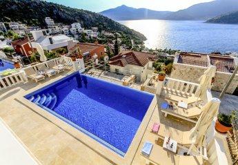 7 bedroom Villa for rent in Kalkan