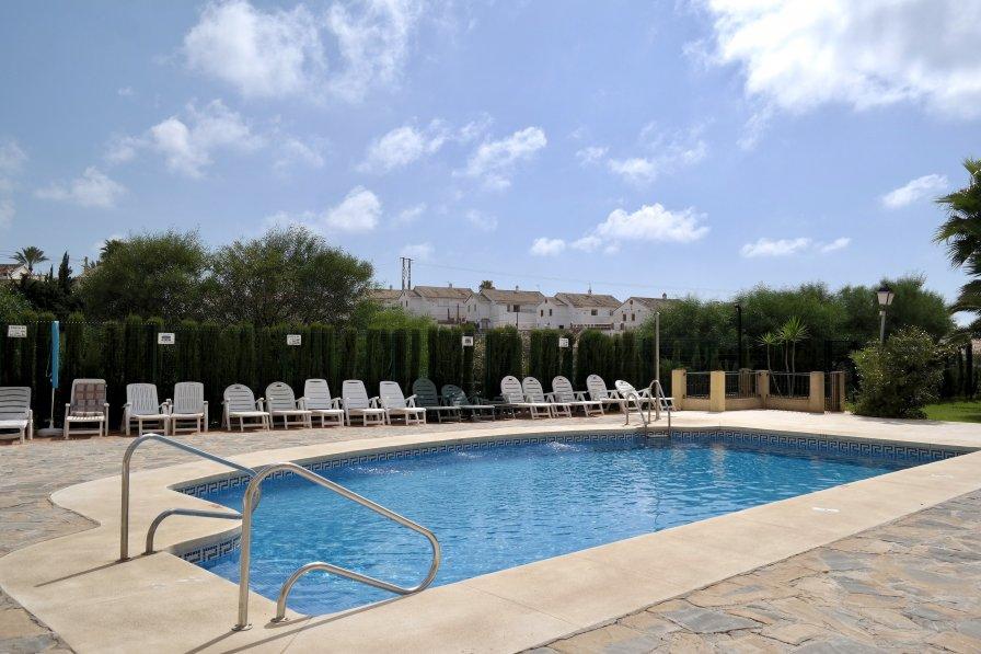 Apartment in Spain, El Faro