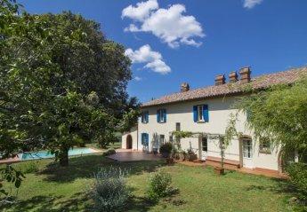 4 bedroom Villa for rent in Riparbella