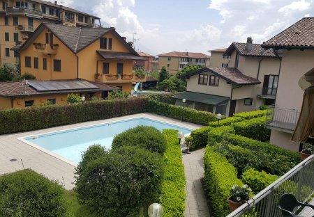Studio Apartment in Domaso, Italy