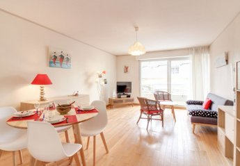 2 bedroom Apartment for rent in Dinard