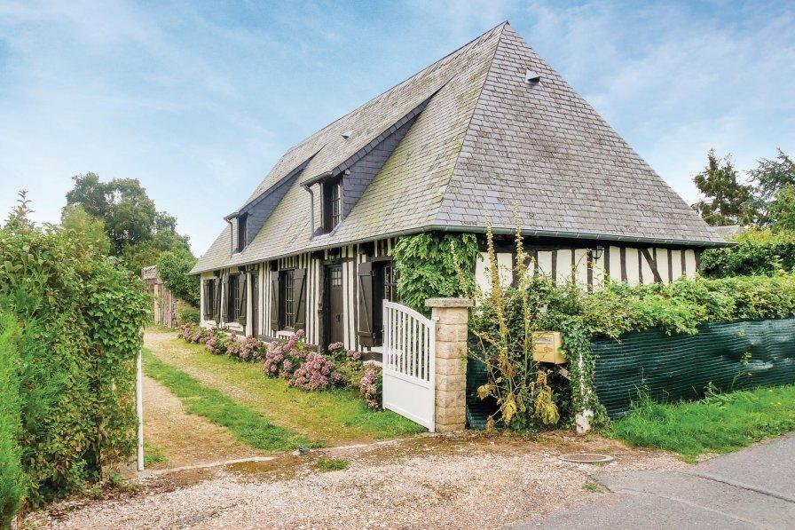 Villa in France, Berville-sur-Mer
