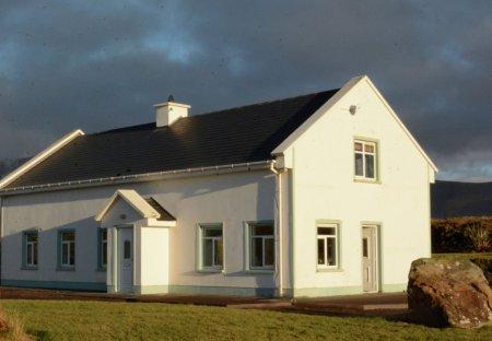 Cottage in Feohanagh, Ireland