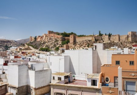 Apartment in Almería, Spain